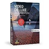 Video deluxe 2021 Premium – Zeit für bessere Videos! Premium mehrere limitless PC Disc Disc *